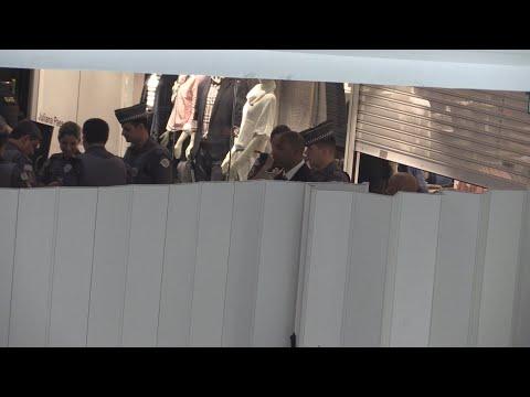 Homem é preso em São Paulo depois de manter dois reféns em shopping
