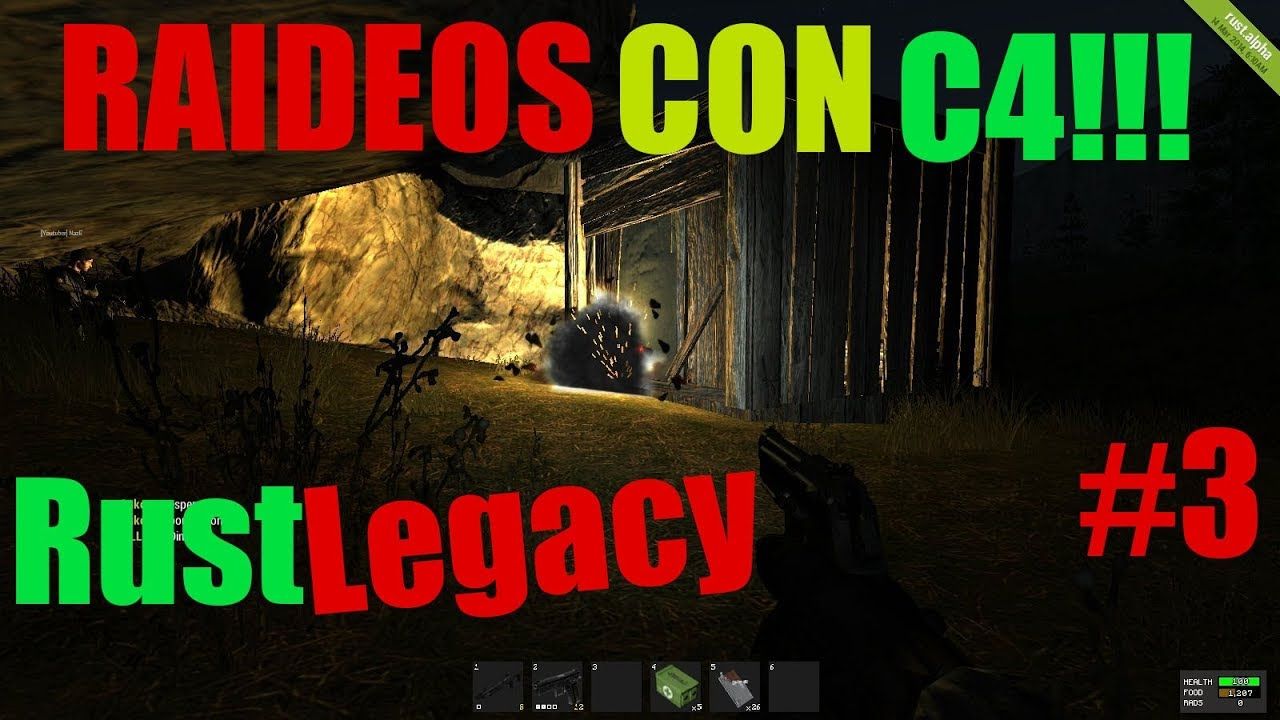 rust how to play legacy