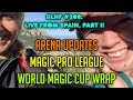 GLH5 #308: Arena Changes, World Magic Cup Wrap + Pro League Players Unveiled! | Magic the Gathering