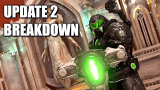 NEW DOOM Eternal Update 2 Breakdown