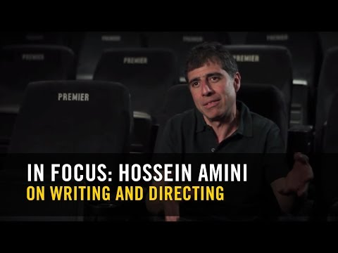 IN FOCUS: Drive Writer HOSSEIN AMINI on Writing and Directing