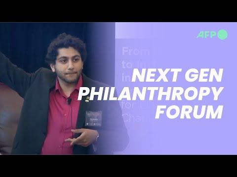 AFP Inclusive Giving Next Gen Philanthropy Forum - Fahd Alhattab