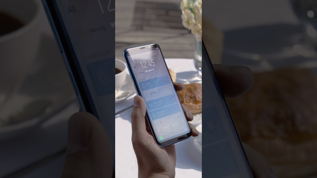 Samsung Connect app rebranded to 'SmartThings'