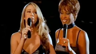 When you believe - Mariah Carey & Whitney Houston  - lyrics
