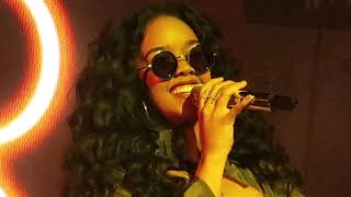 H.E.R. - Changes + Lost Souls (Live in Rotterdam 11/1/2018)