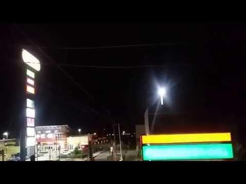 Relámpagos en Torreón
