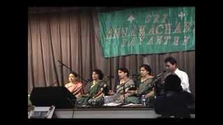 Annamacharya Jayanthi in Raleigh, NC