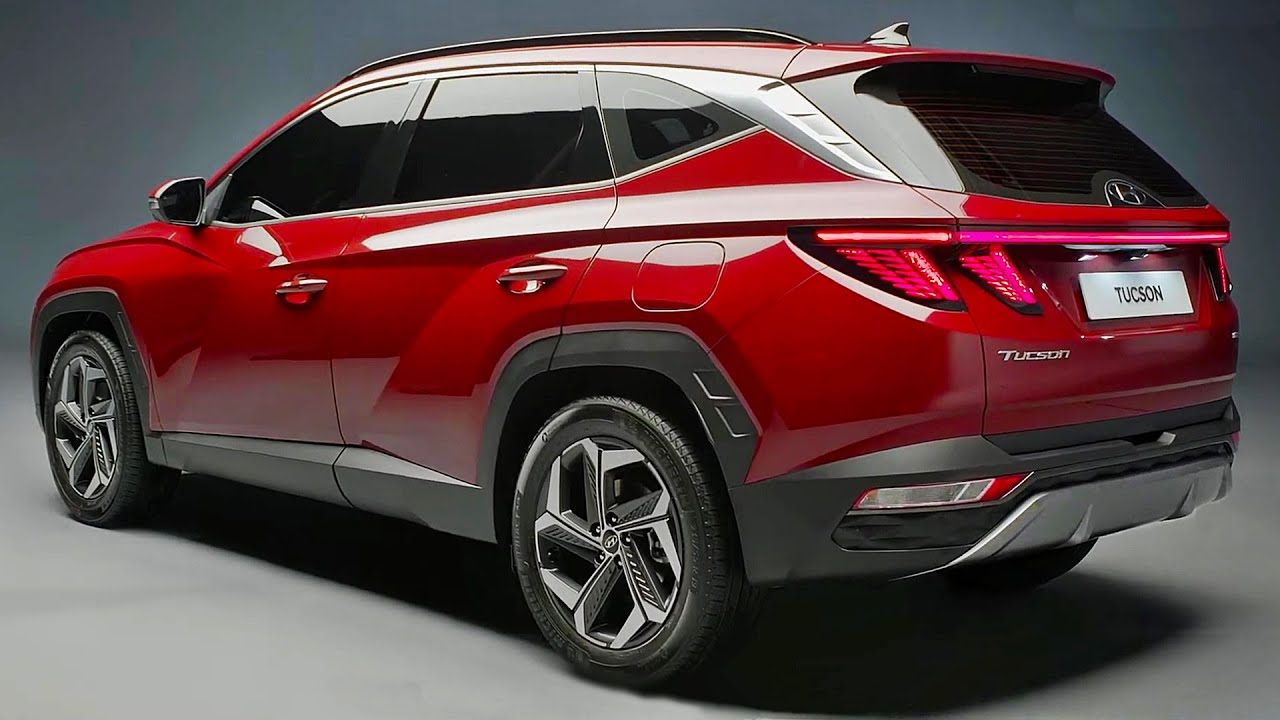 2021 Hyundai Tucson Perfect Suv Youtube