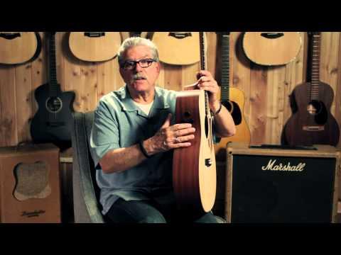 Martin GPCPA5 Acoustic Guitar Demo