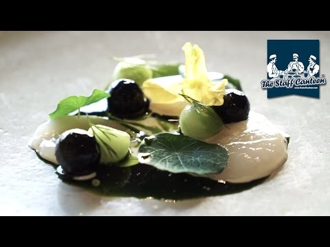 Tom Sellers, Michelin star chef from Restaurant Story, creates three recipes