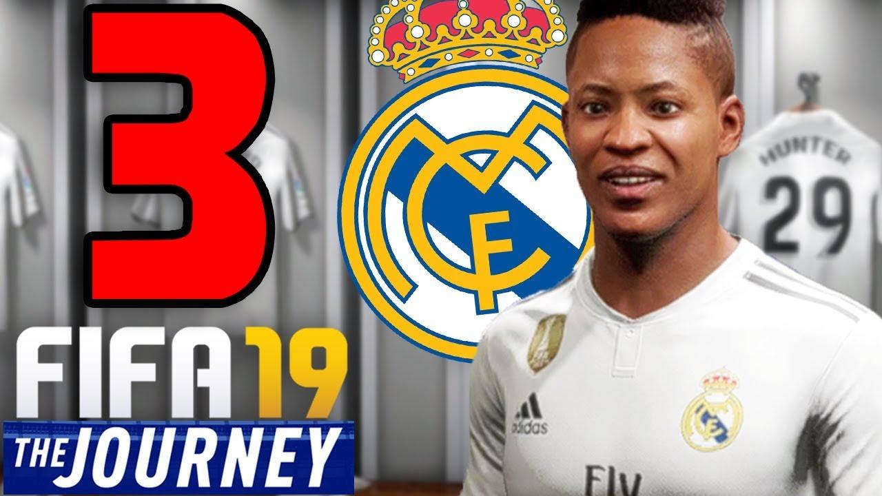 8cba505da ALEX HUNTER DEBUTTA CON IL REAL MADRID!! - FIFA 19 THE JOURNEY  Campioni  3