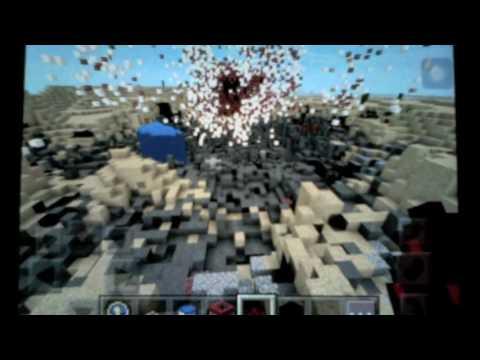 Explosion de Minecraft | El Omarsinis