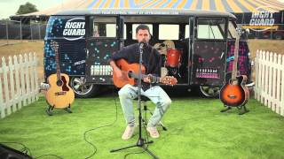 Nick Mulvey - Fever To The Form - exclusively OFF GUARD GIGS - Latitude 2013
