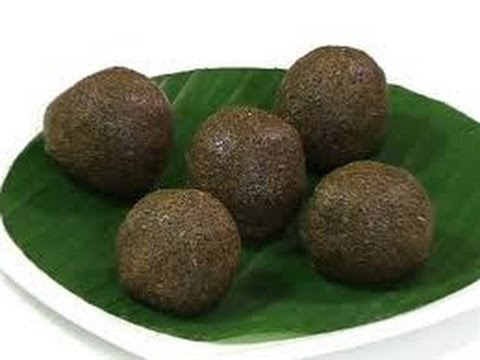 kayam laddu  Right food after delivery.