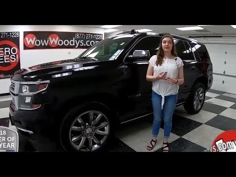 2015 Chevrolet Tahoe Review | Video Walkaround | Used Cars and Trucks for Sale at WowWoodys