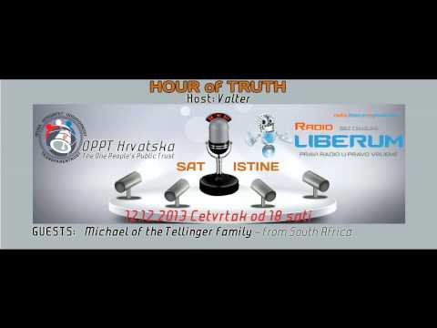 HOUR of TRUTH 14 - OPPT Croatia & Radio Liberum 12.12.2013.