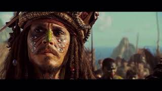 Capt. Jack Sparrow all SAVVY moments.