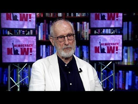 "Extended Interview with Actor James Cromwell Before His Jail Sentence: ""Capitalism is a Cancer"""
