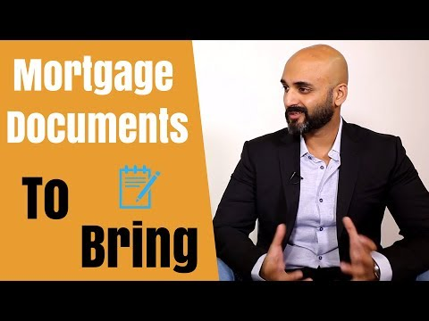 what-documents-are-needed-for-mortgage-pre-approval?