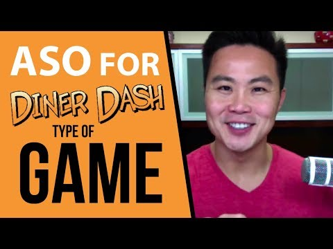 ASO For Diner Dash Type Game