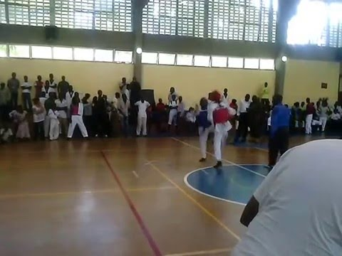 Miritini World Bank Taekwondo Center
