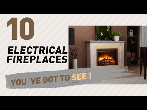 Electrical Fireplaces, Amazon UK Best Sellers 2017 // Kitchen & Home Appliances