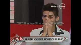 "Rojo Fama Contrafama 11-03-13 DANIEL LAZO ""Tu Amor Me Hace Bien"" - Rojo [11/03/13]"
