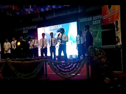 RKO on Deccan convention 2k17