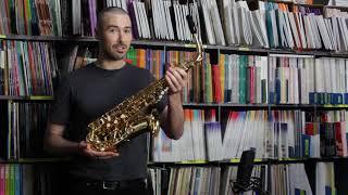 Eastman Student Saxophone | EAS253 Alto Sax | Music Junction