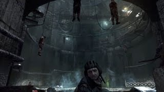 Metro: Last Light - Prison Camp Gameplay (Xbox 360)