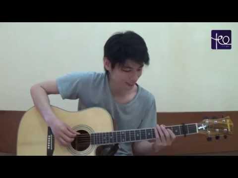 Akustik Gitar  Belajar Lagu I Wont Give Up  Jason Mraz