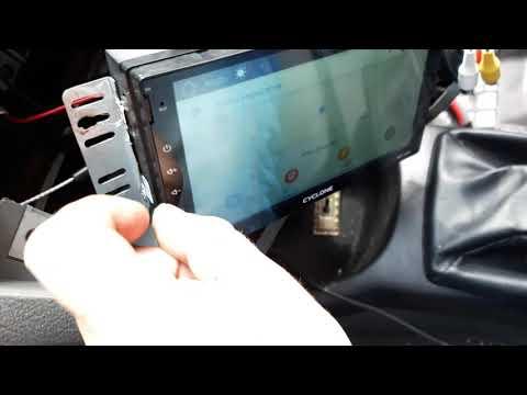 Chevrolet подключение ремокона без переделок