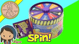 Jelly Belly Bean Boozled Spinner Tin Challenge