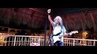 Charly Lopez live at Maragaritaville Hotel & Resort Costa Rica