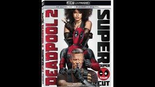 How To Download Deadpool 2 in Blu-ray 720p HD Dual Audio Hindi