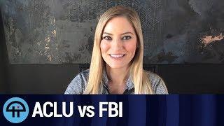 ACLU Sues FBI Over Secret Face Recognition