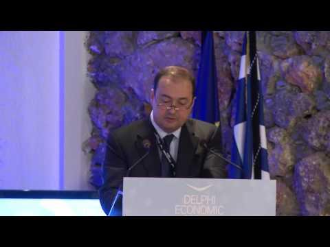 DEF 2016:Dimitris Tsitsiragos,Vice President,Global Client Services,Int'l Finance Corporation