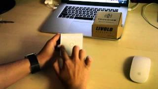 Обзор и Unboxing Livolo Touch Switch