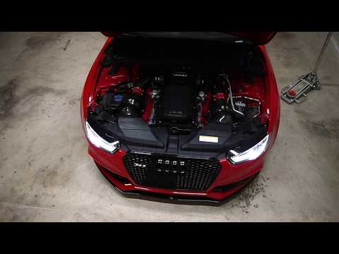 RS5 throttle body cleaning how to video - AudiWorld Forums