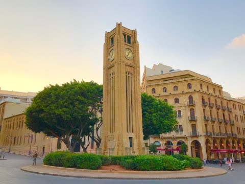 Downtown Beirut, Lebanon - Tourist Attractions in and around Place de l'Etoile