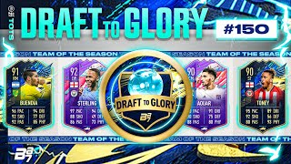 TOTS TONEY! | FIFA 21 DRAFT TO GLORY #150
