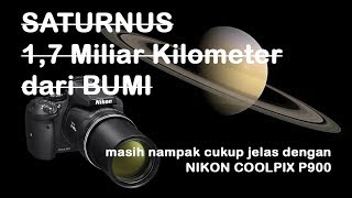 Video Melihat Saturnus dari DEKAT..dengan Nikon Coolpix P900 download MP3, 3GP, MP4, WEBM, AVI, FLV September 2018
