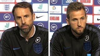 Gareth Southgate & Harry Kane Pre-Match Press Conference - Bulgaria v England - Euro 2020 Qualifier