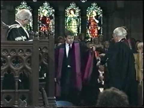 Glasgow University Graduation Ceremony 14-7-93