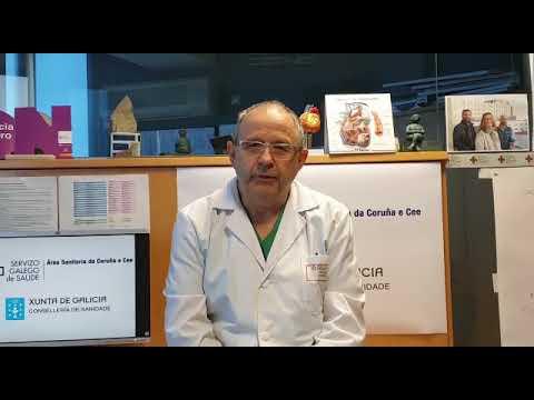 Sale de la UCI el primer paciente ingresado por coronavirus en A Coruña
