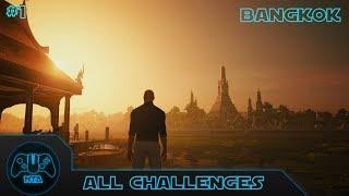 Hitman - Episode 4 Bangkok - All Challenges Part 1