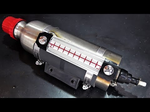 #5 セニアカー魔改造★2stオイルタンク&地味作業