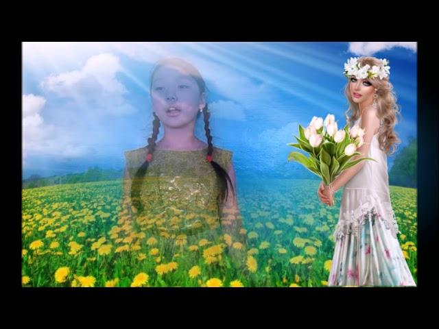 Изображение предпросмотра прочтения – АйслуИсмагомбетова читает произведение «Веснушки» (Орлов Владимир)