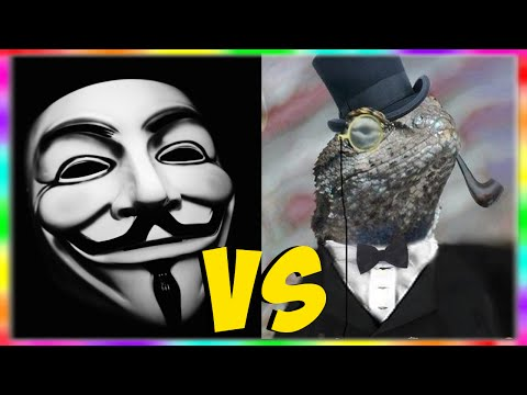 "ANONYMOUS VS LIZARD SQUAD! ""Xbox Live Shutdown"" & Anonymous Responds to Lizard Squad!"