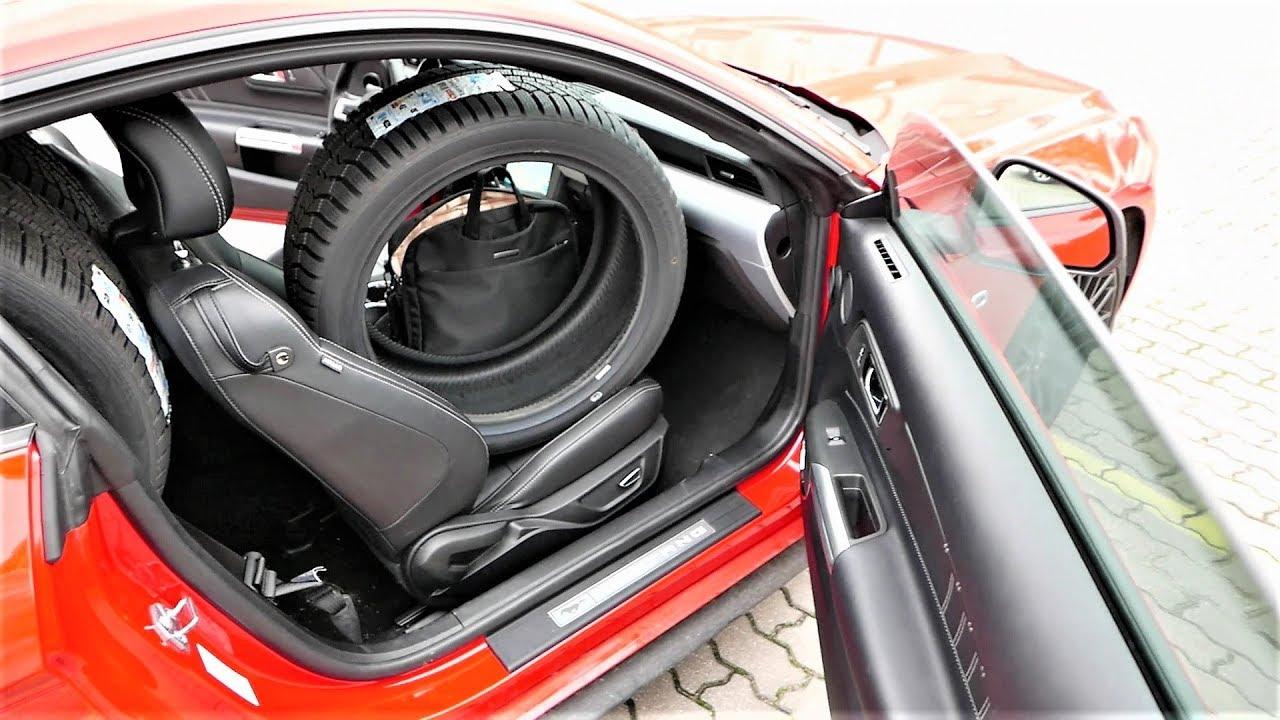 Opony Zimowe Całoroczne Poradnik Ford Mustang Gt V8 Vlog Youtube